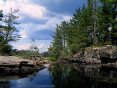 13 Places In Boundary Waters Minnesota You Must See Before You Die. Check them out! Best Places To Travel, Places To See, On The Road Again, Canoe Trip, Travel Alone, Natural Wonders, Vacation Spots, Vacation Trips, Vacations