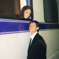 Liz and Max, Roswell, 1999.