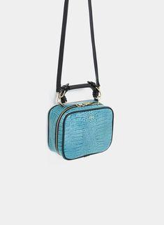 Bandolera mini maleta - Ver todo - Bolsos - Uterqüe España