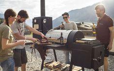 Zusammen am nächsten perfekten Steak basteln? Perfekt mit dem Big King Smoker möglich!