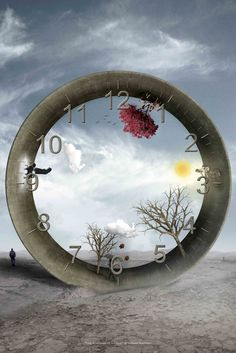 """""""Time is illusion of a cirlce"""""""