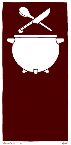 Guild sign (drink & food preparation), commission from GamesnStuff.com, Niels Vergouwen Watkanjewel.com