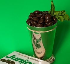 Adorable! Junior Mint Juleps for kids!