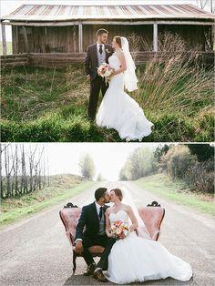 bride and groom @weddingchicks