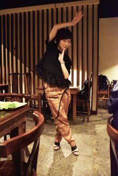 Shiina Ringo, Pretty People, Rock And Roll, Parachute Pants, Sequin Skirt, Apple, Poses, Bands, Sexy