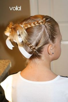 Best Womens Hairstyles For Fine Hair – HerHairdos Cute Hairstyles For Kids, Teenage Hairstyles, Creative Hairstyles, Little Girl Hairstyles, Trendy Hairstyles, Braided Hairstyles, Hairstyle Ideas, Hair Ideas, Toddler Hairstyles
