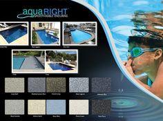 EcoFinish aquaBRIGHT™ Color Pool Finishes