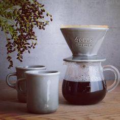Kinto | Slow Coffee Style | www.homearama.co.uk
