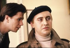 Gary Oldman, Alfred Molina  - «Prick Up Your Ears». 1987