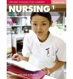 Nursing. 1 [kit] / Tony Grice ; with additional material by Antoinette Meehan. A course where students learn the language, information, and skills they need to help them for a career in nursing. You may borrow this from the State Library of NSW. http://library.sl.nsw.gov.au/record=b3967229~S2