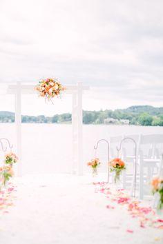 Seaside ceremony: http://www.stylemepretty.com/2015/02/10/inspired-by-johnny-depps-beachfront-nuptials/