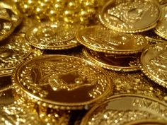 Gold things | gold coins Top 6 Most Ridiculous Things Made of Gold