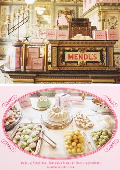 grand budapest mendls | inside mendl s patisserie now apparently mendl s sells some of the ...