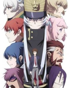Re:Creators TV anime new key visual Otaku Anime, Manga Anime, Anime Art, Anime Meme, Animes Online, Online Anime, Good Anime Series, Image Manga, Animation