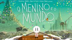 O menino e o Mundo, animação brasileira, concorre ao Oscar, Oscar 2016...