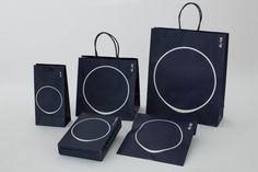 久原本家 | good design company Cool Packaging, Luxury Packaging, Brand Packaging, Japanese Branding, Paper Bag Design, Soap Packing, Branding Design, Logo Design, Tea Design