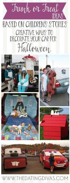 THE INGPIRE STRIKES BACK! Tricked Out Trunk or Treat trunk or - how to decorate your car for halloween