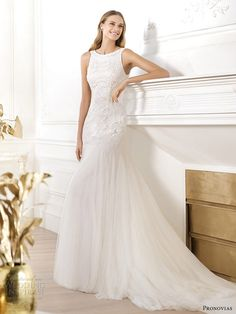 Pronovias 2014 Pre-Collection Wedding Dresses — Fashion Bridal Collection | Wedding Inspirasi