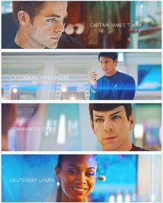 Star Trek http://www.pinterest.com/mrclassyjoe/trekkie-for-life/