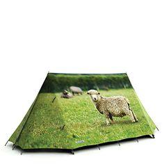 FIELDCANDY Animal Farm two-person tent