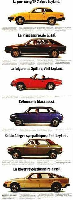 Leyland Special Tuning Keyring Mini 1275GT TR7 Dolomite Rover SD1