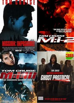 Mission: Impossible (s)