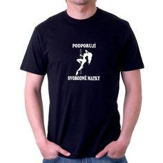 Koupit za 169 Kč www. Grey Yellow, Black And Grey, Personalised Tops, Logo Color, Custom Items, Colorful Shirts, Tees, Mens Tops, T Shirt