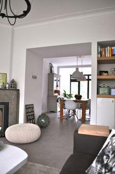 Moderne kamer en suite kasten op maat