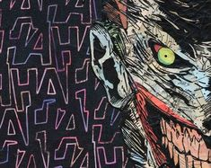 Spider-Man (after McFarlane) Comic Collage - Giclee Print Joker Comic, Harley Quinn Comic, Bruce Timm, New 52, Comic Collage, Comic Art, Jim Lee, Comic Panels, Giclee Print