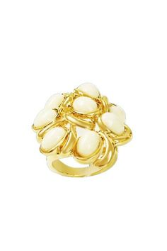 Gold Plated Ring GPRNG 059