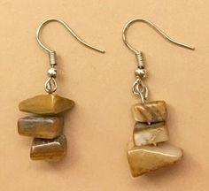 Native American Indian Jewelry -Tigua Earrings (102)