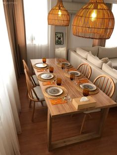 Home Living Room, Apartment Living, Kitchen Interior, Home Interior Design, Casa Milano, Small Apartment Design, Boho Bedroom Decor, Home Decor Furniture, Minimalist Home