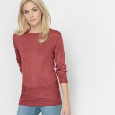 Tie Hem Jumper R édition - Women's Sale