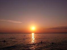 Sunset, Neos Marmaras, Chalkidiki