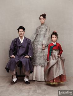한복 Hanbok : Korean traditional clothes[dress]  | 한복 디자이너 외희