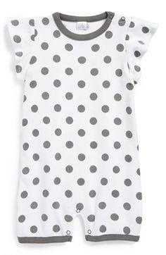 cute #grey polka dot romper @Nordstrom http://rstyle.me/n/jps5dr9te