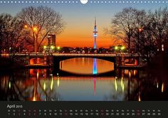 Hamburg(s) Lichter - CALVENDO Kalender von Matthias Tomforde - www.calvendo.de/galerie/hamburgs-lichter/ - #hamburg #fotografie #kalender