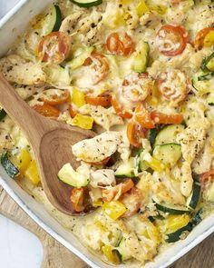 Veggie Recipes, New Recipes, Dinner Recipes, Cooking Recipes, Healthy Recipes, Keto, No Cook Meals, Summer Recipes, Love Food