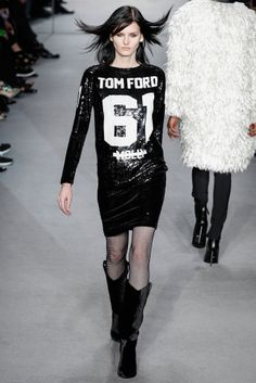 Tom Ford Fall Winter 2014-2015 #FW14 #LFW