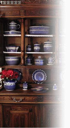 ahhhh Polish pottery