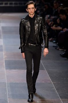 Saint Laurent | Fall 2013 Menswear Collection | Style.com