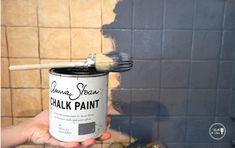 Living Room Color Schemes, Annie Sloan, Room Colors, Baking Ingredients, Chalk Paint, Cookie Dough, Decoupage, Painting, Home Decor