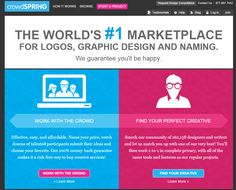 crowdSPRING :The Creative Design Marketplace | StartUps Pro,Inc