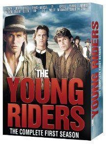 Amazon.com: Young Riders Complete Season One Gift Box: Stephen Baldwin, Josh Brolin, Ty Miller, n/a: Movies & TV