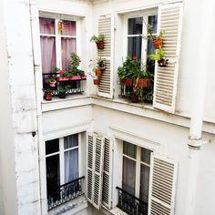 More Paris  Windows