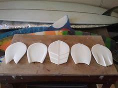 Ahoi! Handplane shapes