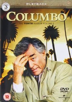 Columbo, one of the best TV shows of all time. miss him, miss the show 80 Tv Shows, Old Shows, Great Tv Shows, Movies And Series, Movies And Tv Shows, Columbo Tv Series, Mejores Series Tv, Capas Dvd, Famous Detectives