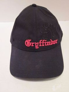 24a4c26e Gryffindor Hat Wizarding World of Harry Potter Universal Studios Baseball  Cap #universalstudios #gryffindor #