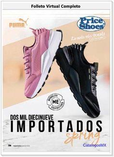 half off a4af9 31f0a Catalogo Price Shoes Importados Spring 2019. Busca en su interior calzado  deportivo, ropa,