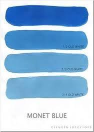 Mijn favoriete kleur: blauw!